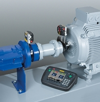Osiowanie maszyny przy pomocy Easy-Laser E540