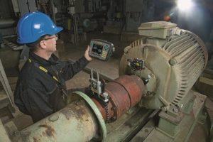 Osiowanie maszyny przy pomocy Easy-Laser E710